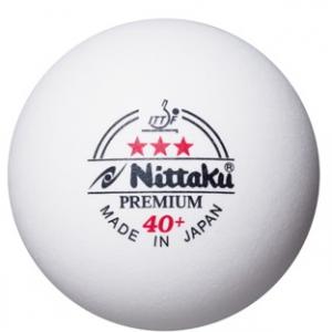 Nittaku 40+ plastic championship balls