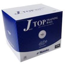 Nittaku J-Tops 40+ plastic balls (120)