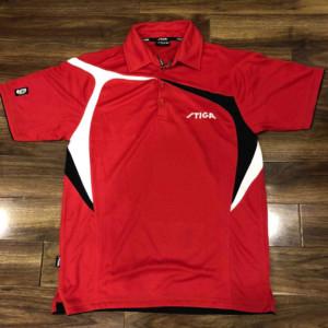 Stiga Red Polo T-Shirt